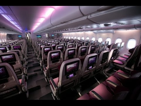 QATAR AIRWAYS A380 | DOH-BKK | ECONOMY CLASS REVIEW