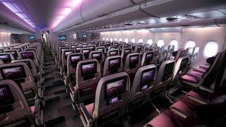 QATAR AIRWAYS A380   DOH-BKK   ECONOMY CLASS REVIEW