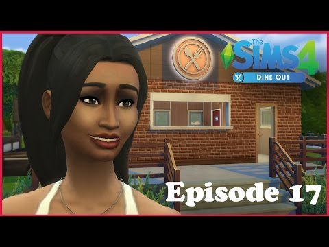 Sims 4 Dine Out! Ep 17: Hiring and Firing