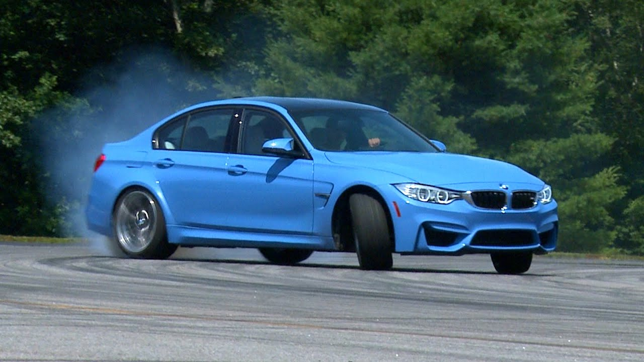 How Fun is the 2015 BMW M3? | Consumer Reports - YouTube