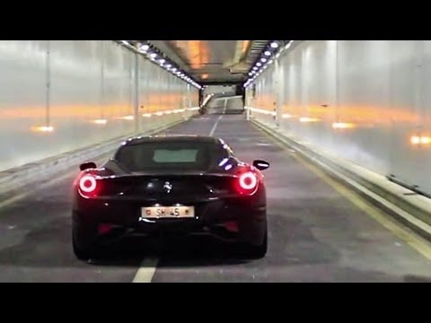 novitec rosso ferrari 458 italia killer f1 sound youtube - Ferrari Italia 458