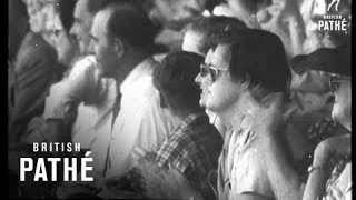 Adelaide Cricket: Mighty Battle In 4th Test Aka 4th Test Match At Adelaide (1955)