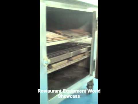Used Lincoln Impinger 1040 Double Stacked Conveyor Oven For Sale
