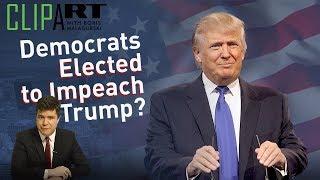 Democrats Elected to Impeach Trump? ClipArt with Boris Malagurski