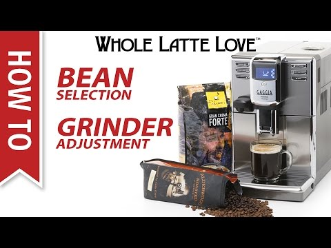 How To: Coffee Bean Selection and Grind Settings for Bean to Cup Machines