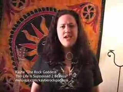 Kaytie The Rock Goddess