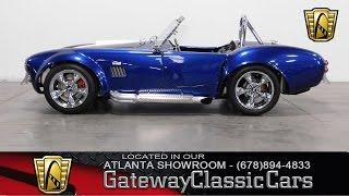 1965 Shelby Cobra Replica - Gateway Classic Cars of Atlanta #327