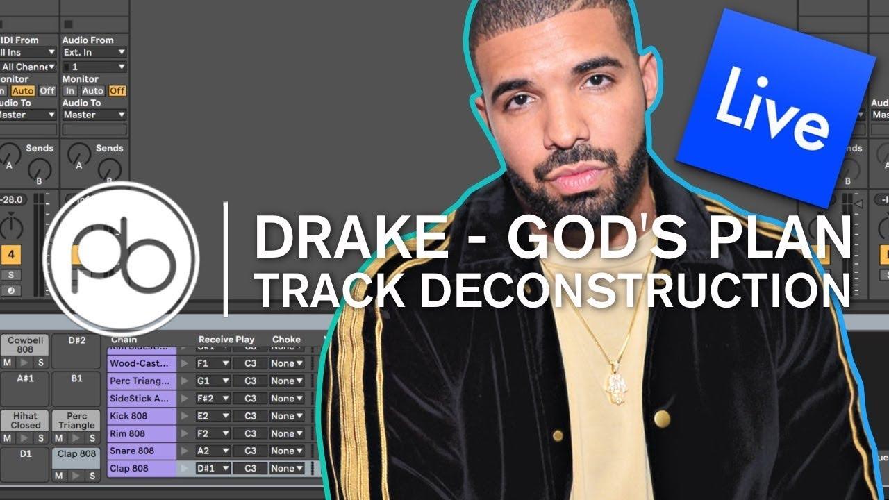 Track Deconstruction: Drake - 'God's Plan' in Ableton Live 10