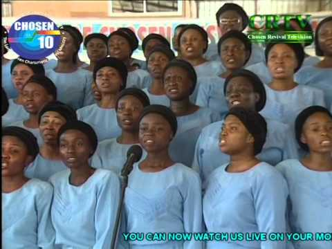 The Lord's Chosen Charismatic Revival Movement Adult Choir Song