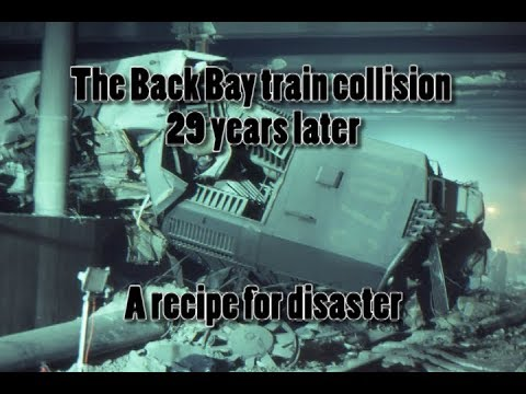 Back Bay Train Collision 29 Years Later