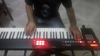 Download Symphony X - Smoke And Mirrors - Keyboard Cover MP3 song and Music Video