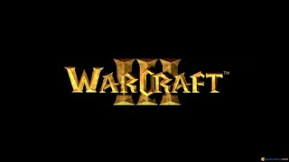 Warcraft 3: Reign of Chaos gameplay (PC Game, 2002)