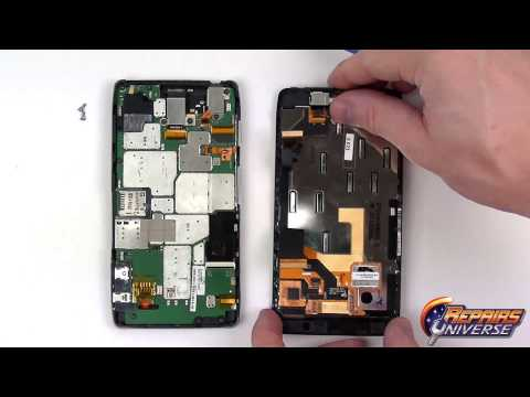 Motorola Droid Razr HD Battery Replacement Guide