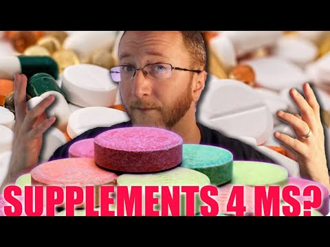 SUPPLEMENTS FOR MS? LET'S CHAT LIVE!