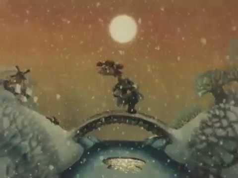 Падал прошлогодний снег - смотреть онлайн мультфильм