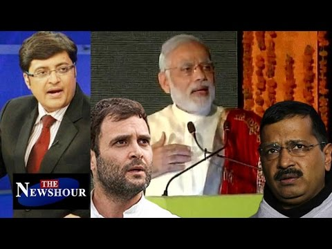 Has PM Modi Put Surgical Strike Politics To An End?: The Newshour Debate (11th Oct)