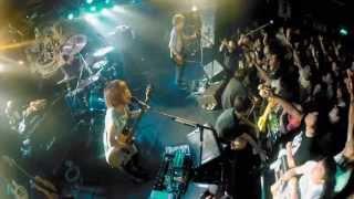 FOUR GET ME A NOTS - Waifs (Live @ Shindaita Fever) [8/12]