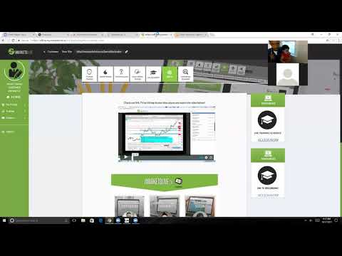 Forex Trading Live Q&A session - Harmonic Scanner Training