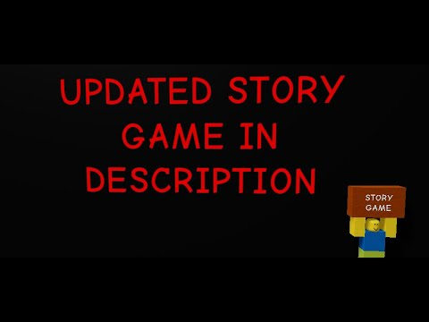 Read Description How To Make A Story Game In Roblox Studio 2020 Part 1 Codebro29 Youtube