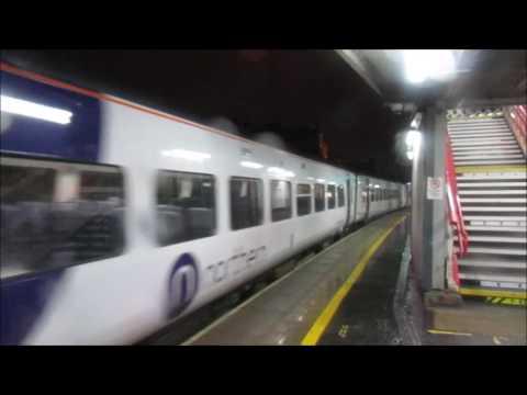 Trains at Preston Overnight 23/24 June 2017