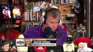 David Stern on The Dan Patrick Show 6/20/13