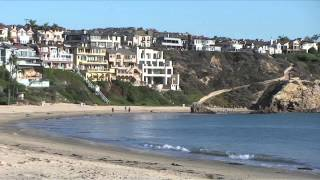 Corona del Mar Beach, Newport Beach, California, USA