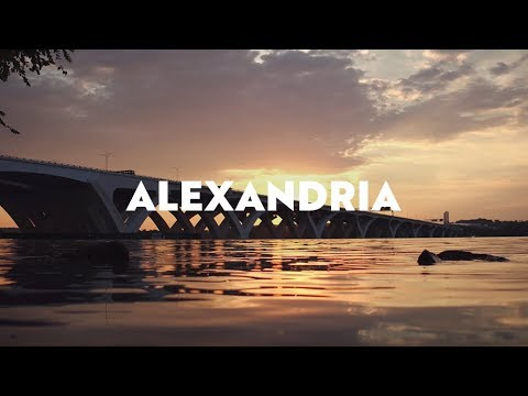 Getaway to Alexandria Virginia