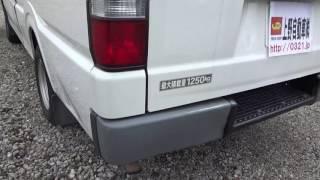 中古トラック平成21年式マツダ ボンゴブローニィ中古トラック平成21年式マツダ ボンゴブローニィ現金輸送車  ルートバン外装+外装のアップです