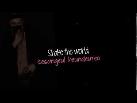 Shake the World(