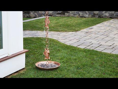 Good Directions   Pure Copper Rain Chains & Weathervanes
