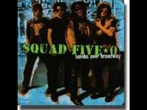 Squad Five-O - We Rule The Night