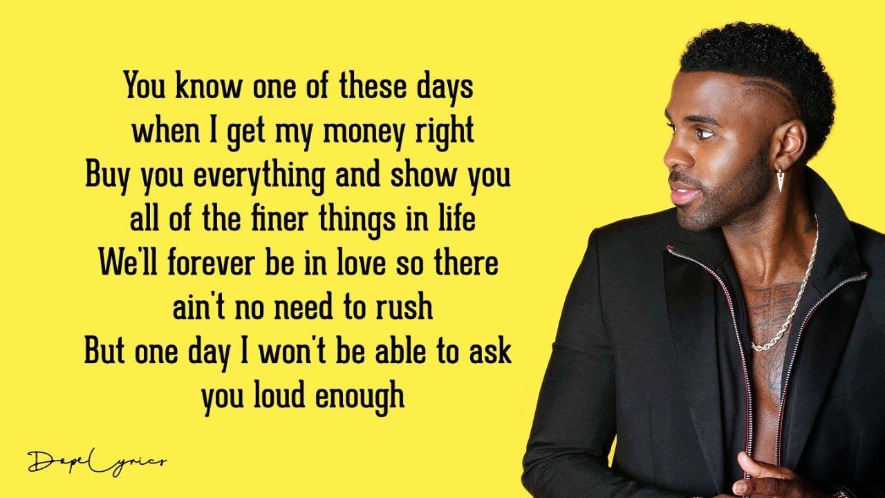 Download Marry Me - Jason Derulo (Lyrics) 🎵