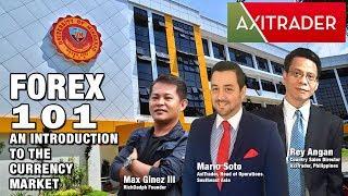 Forex 101 at the University of Mindanao 2017