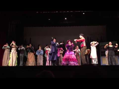 Supercalifragilisticexpialidocious - Put on by South Paulding High School