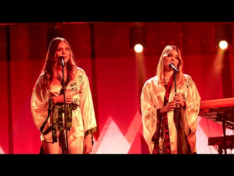 "First Aid Kits magiska ABBA-hyllning - ""Chiquitita"" (TV4)"
