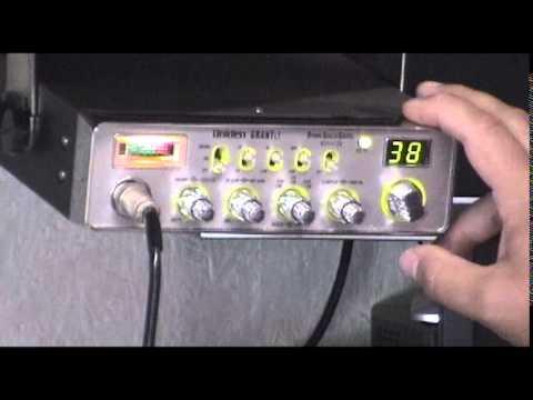 cb radio antenna hookup