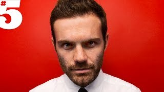 Juan Mata Freestyle Skills  Tricks  5 Players Lounge