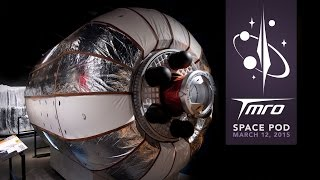 The Next International Space Station Module has Arrived - Space Pod 3/12/15
