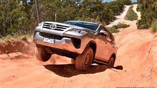 Toyota Fortuner будет продаваться в РФ, а ДТП можно будет оформить с помощью мобильника