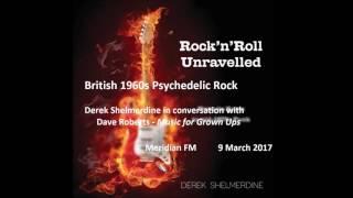 mid-1960s British Psychedelia