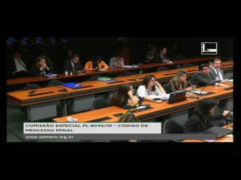 PL 8045/10 - CÓDIGO DE PROCESSO PENAL - Audiência Pública - 04/10/2016 - 14:52