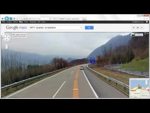 God Sightings In Google Maps - 47.110579, 9.227568