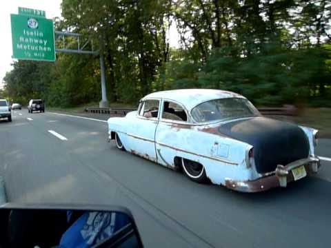 54 Chevy On Air Ride, Video 2