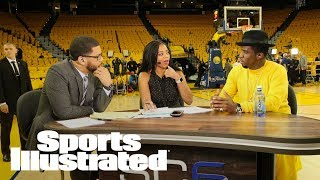 ESPN Comments On Jemele Hill After Calling Trump A White Supremacist | SI Wire | Sports Illustrated