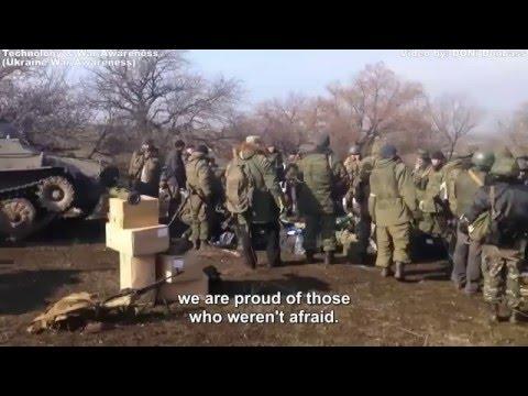 [Eng Subs] Debaltseve: Lugansk LPR 1 Year Anniversary Documentary 2016