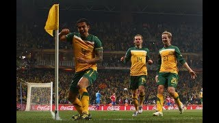 UPDATED: Tim Cahill - All 50 Australia Goals