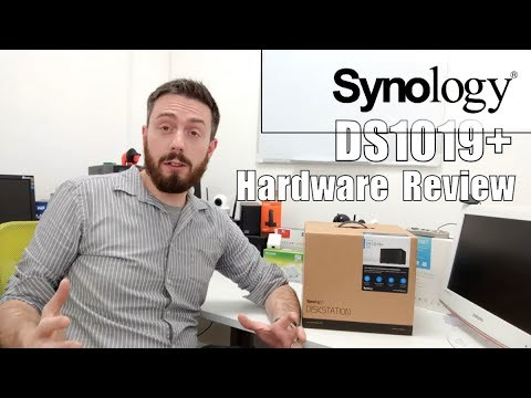 Synology DS1019+ NAS Hardware Review