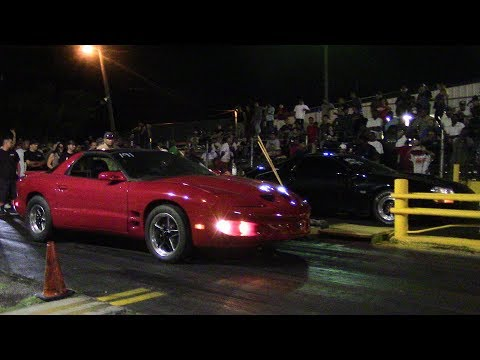 Yellow Belly Drag Strip Thursdays