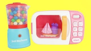 Microwave and Blender Kitchen Toy Just Like Home Appliances and Paw Patrol Surprise Eggs for Kids