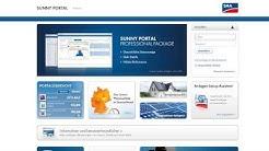 Registrieren im Sunny Portal & Aktivieren von SMA Smart Connected